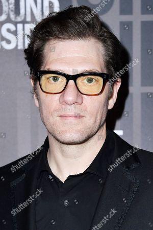 Stock Image of Adam Rapp