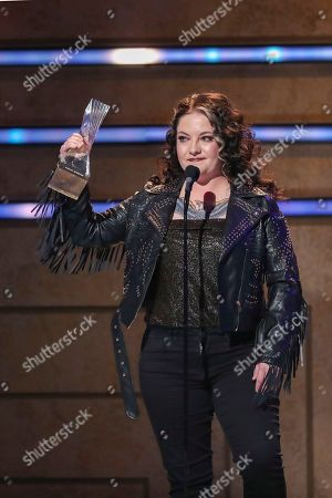 Editorial image of 2019 CMT Artists of the Year - Show, Nashville, USA - 16 Oct 2019
