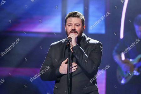 Chris Young performs at 2019 CMT Artists of the Year at Schermerhorn Symphony Center, in Nashville, Tenn