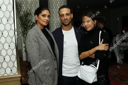 Rachel Roy, Ari'el Stachel, Mati Diop