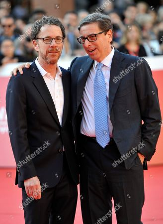 Ethan Coen and Antonio Monda