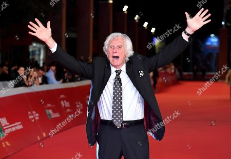 US photographer Douglas Kirkland arrives for the screening of the movie 'Motherless Brooklyn' at the 14th annual Rome Film Festival, in Rome, Italy, 17 October 2019. The film festival runs from 17 to 27 October.