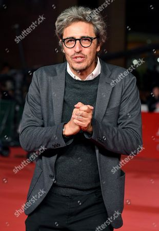 Pierfrancesco Diliberto alias Pif arrives for the screening of the movie 'Motherless Brooklyn' at the 14th annual Rome Film Festival, in Rome, Italy, 17 October 2019. The film festival runs from 17 to 27 October.