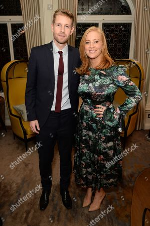 Christian Guy and Sarah-Jane Mee