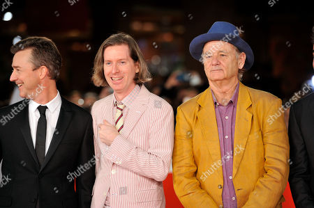 Wes Anderson, Bill Murray