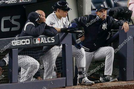 Editorial photo of ALCS Astros Yankees Baseball, New York, USA - 17 Oct 2019