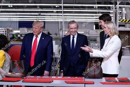 Editorial picture of Trump, Alvarado, USA - 17 Oct 2019