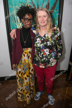 Stock Picture of Ayesha Antoine (Ayesha) and Lucy Edkins (Lucy)