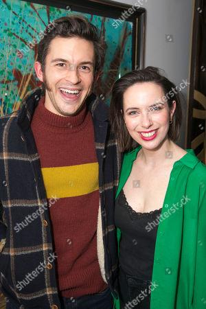 Stock Photo of Jonathan Bailey and Kate O'Flynn (Kate)