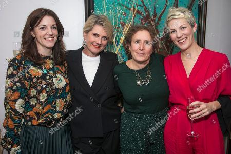 Roisin McBrinn (Producer), Jackie Clune (Jackie), Anna Herrmann (Producer) and Maria Aberg (Director)
