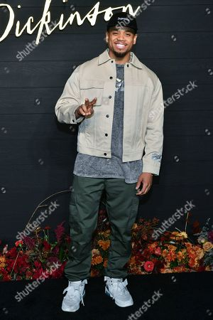 Stock Photo of Tristan Wilds