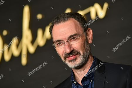 Editorial image of 'Dickinson' TV Show Premiere, Arrivals, St. Ann's Warehouse, New York, USA - 17 Oct 2019