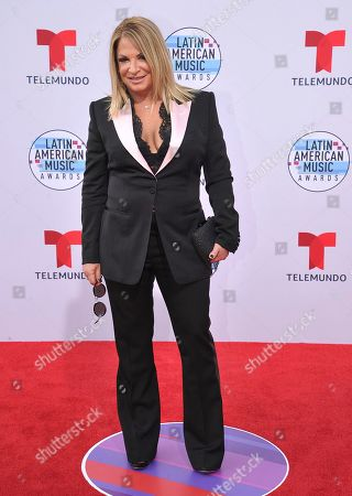 Stock Photo of Ana Mar'a Polo. Ana Maria Polo arrives at the Latin American Music Awards, at the Dolby Theatre in Los Angeles