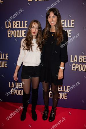 Editorial photo of 'La Belle Epoque' film premiere, Gaumont Opera, Paris, France - 17 Oct 2019