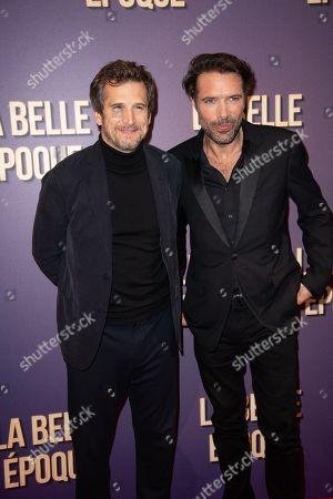 Guillaume Canet and Nicolas Bedos