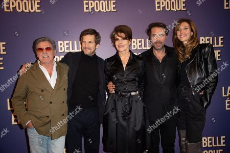 Editorial picture of 'La Belle Epoque' film premiere, Gaumont Opera, Paris, France - 17 Oct 2019