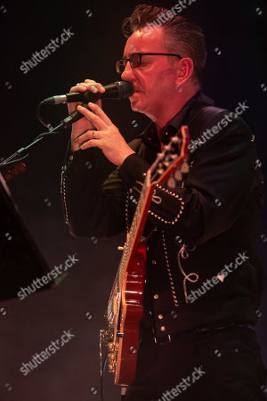 Editorial image of Richard Hawley in concert at the Roundhouse, London, UK - 17 Oct 2019