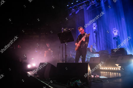 Editorial photo of Richard Hawley in concert at the Roundhouse, London, UK - 17 Oct 2019