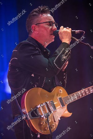 Editorial picture of Richard Hawley in concert at the Roundhouse, London, UK - 17 Oct 2019