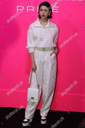 Stock Picture of Ayaka Miyoshi