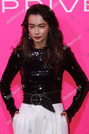 Editorial image of 'Mademoiselle Prive' Chanel exhibition opening party, Tokyo, Japan - 17 Oct 2019