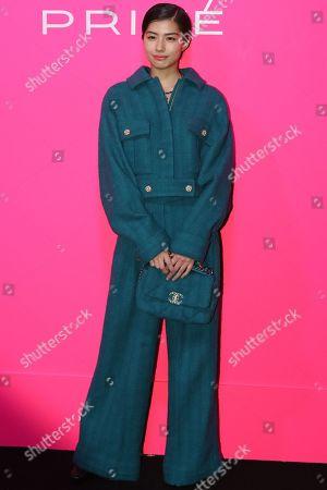 Stock Picture of Yui Sakuma