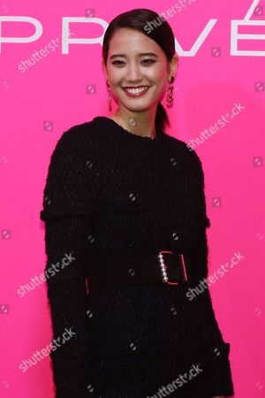 Editorial picture of 'Mademoiselle Prive' Chanel exhibition opening party, Tokyo, Japan - 17 Oct 2019