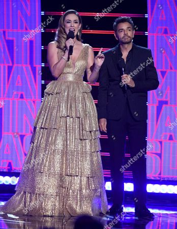 Editorial photo of 2019 Latin American Music Awards - Show, Los Angeles, USA - 17 Oct 2019