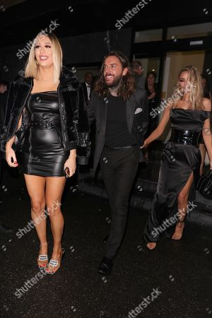 Chloe Sims and Demi Sims, Peter Wicks