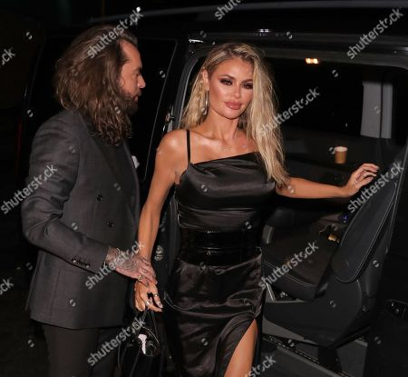 Stock Picture of Peter Wicks and Chloe Sims