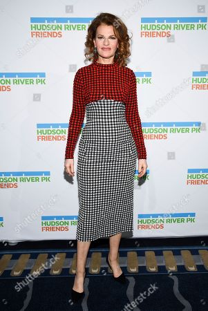 Sandra Bernhard attends the annual Hudson River Park Gala at Cipriani South Street, in New York