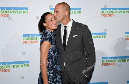 Editorial image of 2019 Hudson River Park Honors Gala, New York, USA - 17 Oct 2019