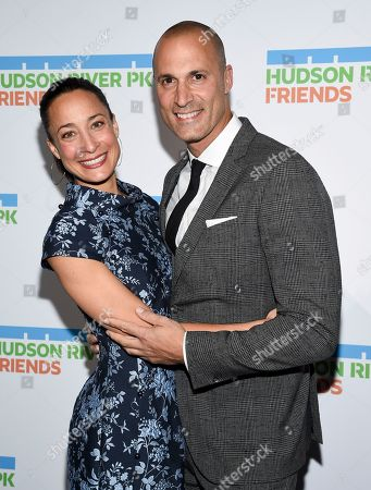 Editorial photo of 2019 Hudson River Park Honors Gala, New York, USA - 17 Oct 2019