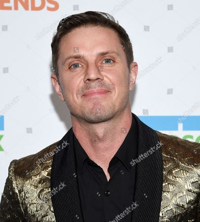 Jake Shears attends the annual Hudson River Park Gala at Cipriani South Street, in New York