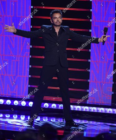 Editorial image of 2019 Latin American Music Awards - Show, Los Angeles, USA - 17 Oct 2019