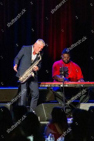 Dave Koz and Charles Jones