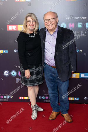 Editorial photo of German Comedy Awards, Cologne, Germany - 02 Oct 2019