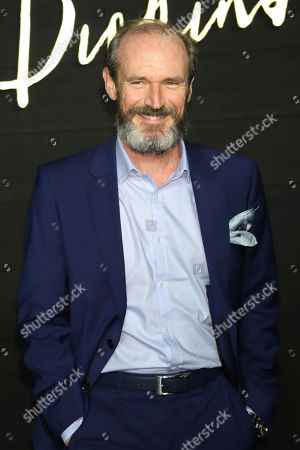"""Stock Picture of Toby Huss attends the Apple TV+ series """"Dickinson"""" premiere at St. Ann's Warehouse, in New York"""
