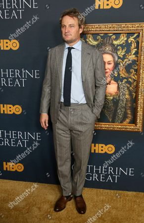 "Jason Clarke attends the LA Premiere of ""Catherine the Great"" at the Hammer Museum, in Los Angeles"