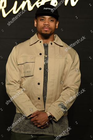 Stock Picture of Tristan Wilds