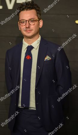 Editorial photo of 'Dickinson' TV Show Premiere, Arrivals, St. Ann's Warehouse, New York, USA - 17 Oct 2019