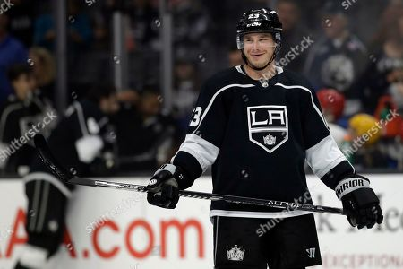 Editorial photo of Sabres Kings Hockey, Los Angeles, USA - 17 Oct 2019