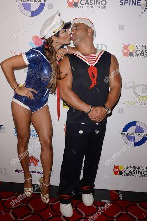 Melissa Gorga and Joe Gorga