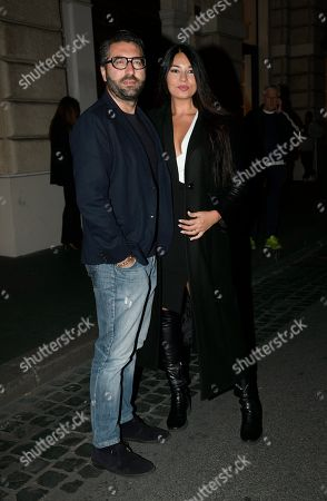 Editorial photo of Philipp Plein new boutique opening, Rome, Italy - 17 Oct 2019