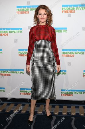 Editorial photo of Hudson River Park Gala, Arrivals, New York, USA - 17 Oct 2019