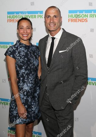 Editorial picture of Hudson River Park Gala, Arrivals, New York, USA - 17 Oct 2019