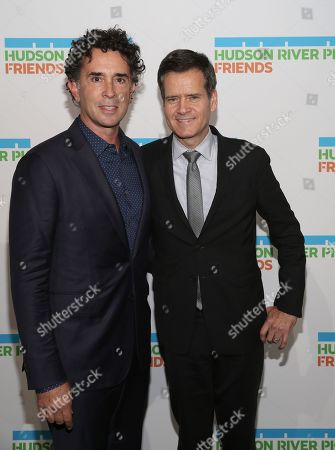 Stock Picture of David Sigal and Brad Hoylman