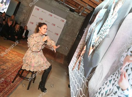 Vanessa Lachey attends Spoken Woof presented by Much Love Animal Rescue & The Microsoft Lounge on in Culver City, Calif