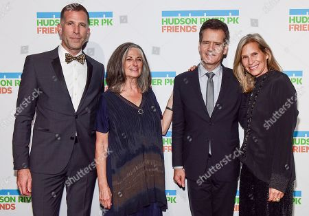 Scott Lawin, Connie Fishman, Brad Hoylman and Susanna Aaron