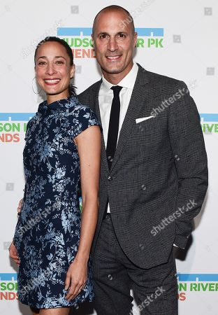Editorial image of Hudson River Park Gala, Arrivals, New York, USA - 17 Oct 2019